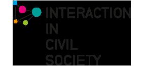 INTERACTION IN CIVIL SOCIETY Logo
